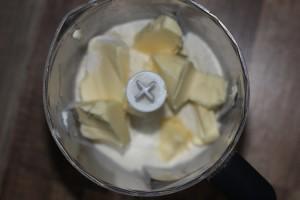Masło z mąką
