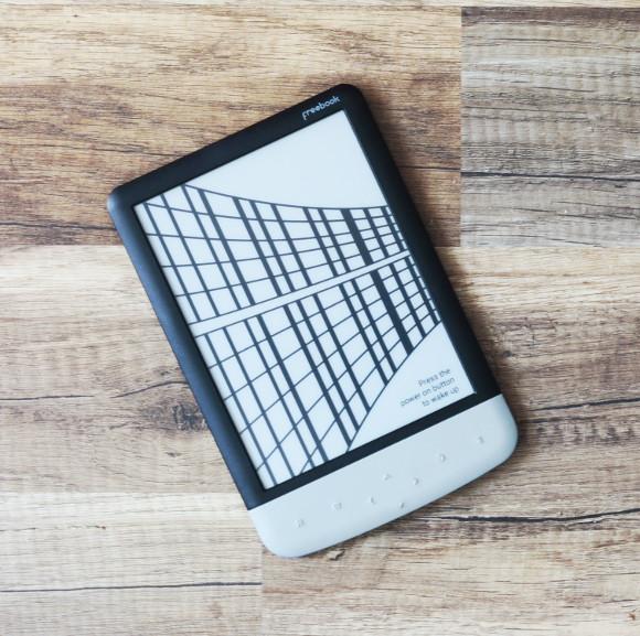 Czytnik e-book